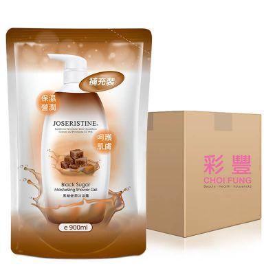 A-03784-W0003-N  黑糖營潤沐浴露(補充裝) 1箱(10包)