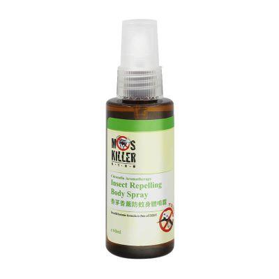 A-10548-00060-A 香茅香薰防蚊身體噴霧